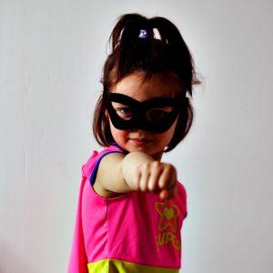 ... super-héroïne